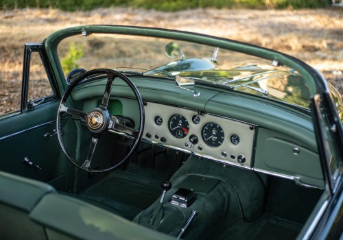 Jaguar XK 150 -  3.8 Drop Head Coupe
