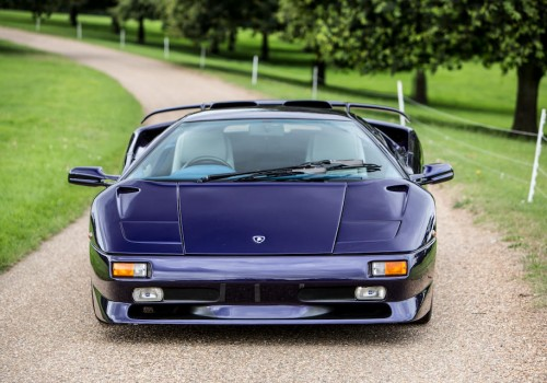 Lamborghini Diablo -  SV