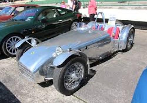 Lotus Seven -  Series 1 C Super Seven