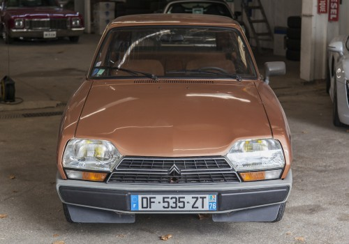 Citroën GSA -  Pallas berline
