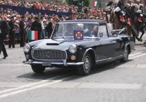 Lancia Flaminia -  Presidenziale
