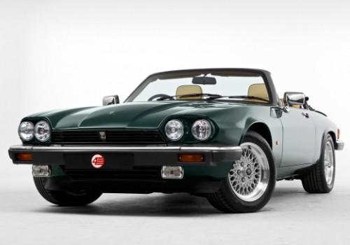 Jaguar XJ-SC -  Convertible