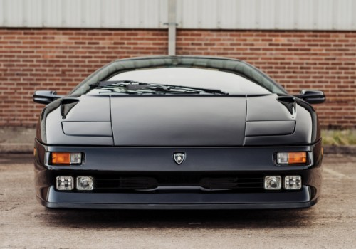 Lamborghini Diablo -   SE