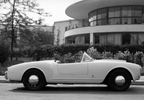 Lancia Aurelia -  B24 Prototype