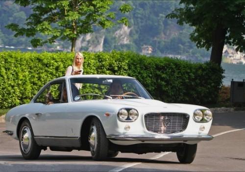 Lancia Flaminia -  Coupé Spéciale Pininfarina