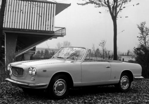 Lancia Flavia -  Convertible