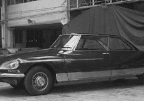 Citroën DS -  19 Le Léman Chapron