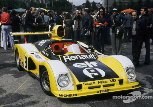 Renault Alpine A442 -  A442 A