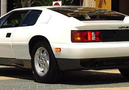 Lotus Esprit -  Turbo MPFI