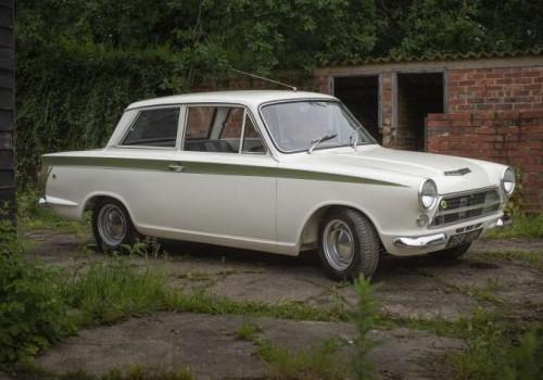 Lotus Cortina (28) -  Mark I