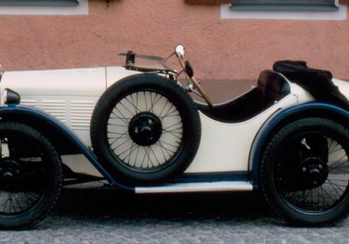 BMW Dixi Typen -  3/15 PS DA 2
