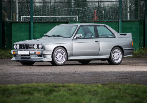 BMW M3 (E30) -  Evo II