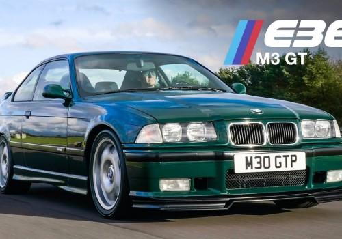 BMW M3 (E36) -  GT