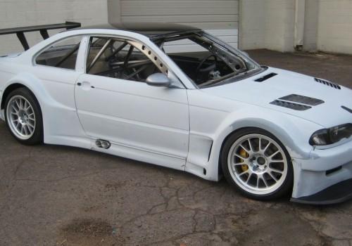 BMW M3 (E36) -  GTR