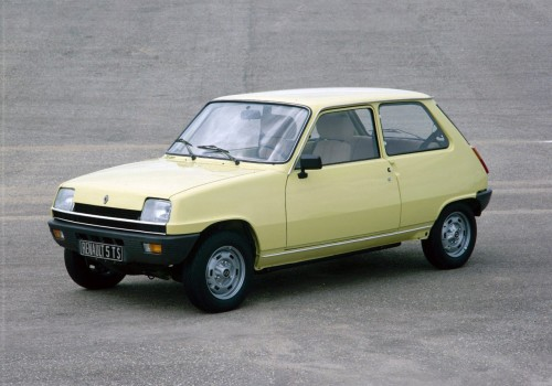 Renault R5 -  TS (phase 1)
