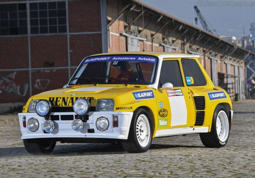 "Renault R5 -  Turbo ""Tour de Corse"""
