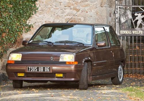 Renault R5 -  Supercinq GTX