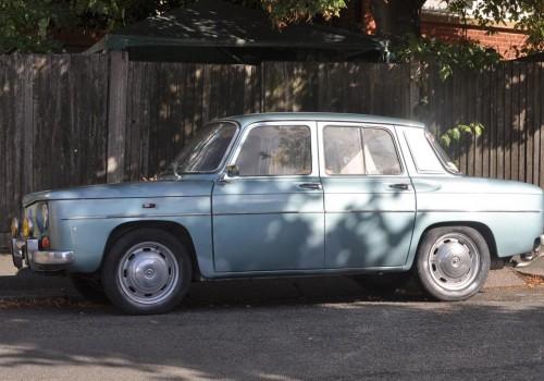 Renault R8 -  Major