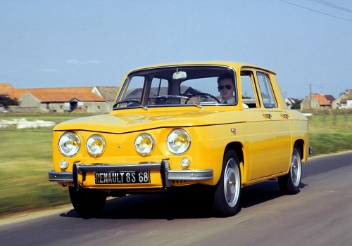 Renault R8 -  S