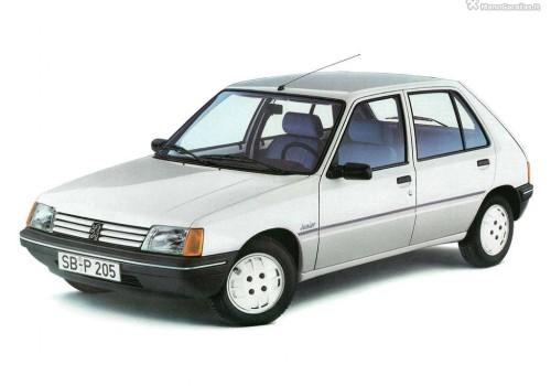 Peugeot 205 -  1.9 Diesel