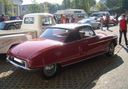 Citroën DS -  19 Le Dandy Coupe Chapron