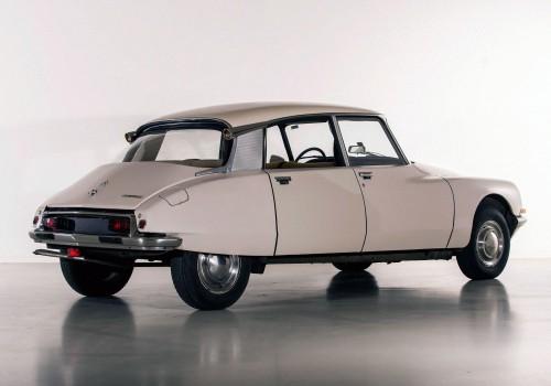 Citroën DS -  20 Berline