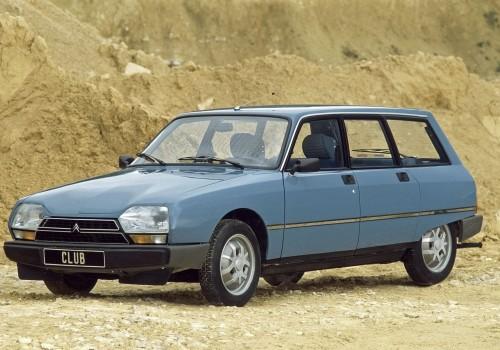 Citroën GSA -  Club break