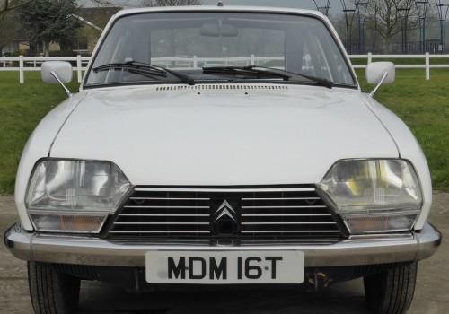 Citroën GSA -  Special berline