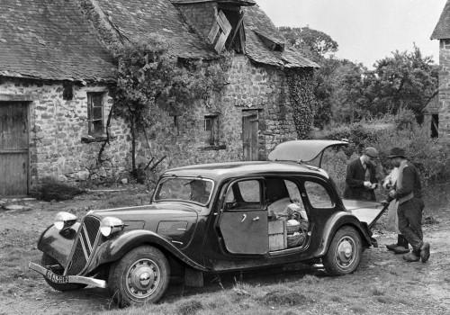 Citroën Traction Avant -  11CV Commerciale (11B)