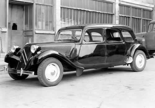 Citroën Traction Avant -  11CV Familiale (11B)