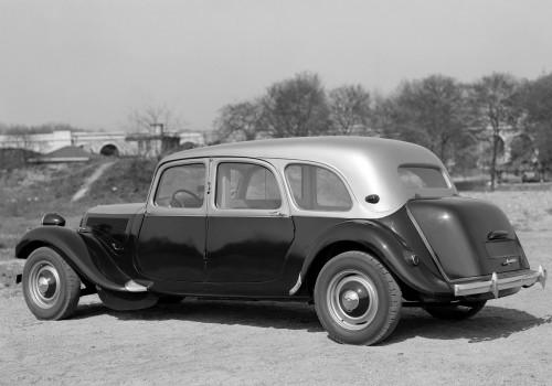 Citroën Traction Avant -  11CV Familiale Taxi (11D)