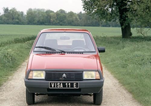 Citroën Visa -  11 E