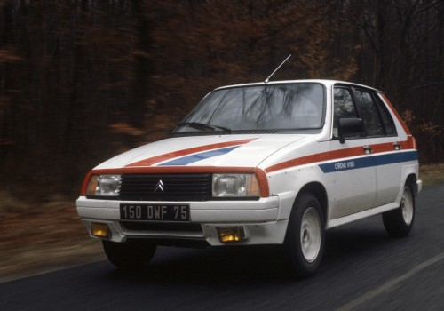 Citroën Visa -  II Chrono