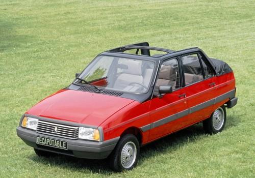 Citroën Visa -  Super E Decapotable