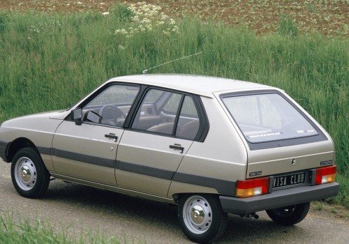 Citroën Visa -  II Club