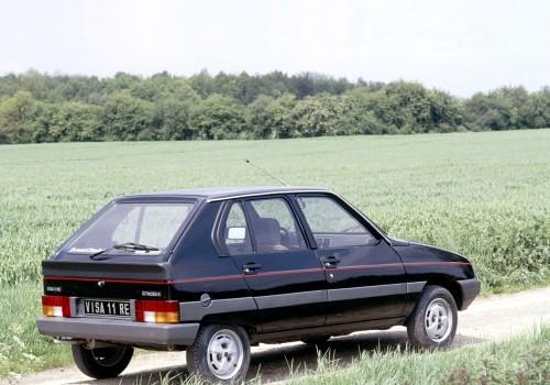 Citroën Visa -  11 RE