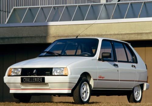 Citroën Visa -  Challenger