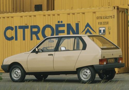 Citroën Visa -  Entreprise