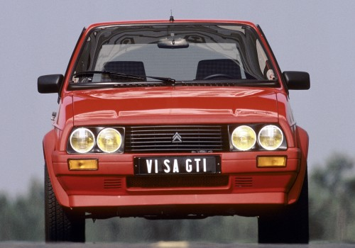 Citroën Visa -  GTi