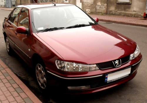Peugeot 406 -  Break 1.9 TD