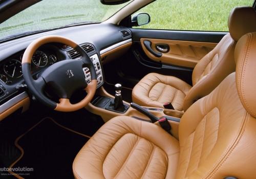 Peugeot 406 -  Coupé 3.0 V6 24V  Automatic