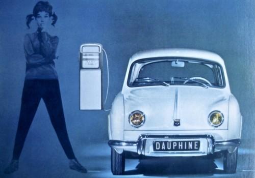 Renault Dauphine -  Berline