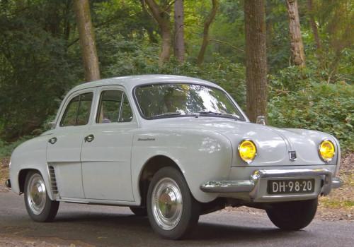 Renault Dauphine -  Berline Automatic