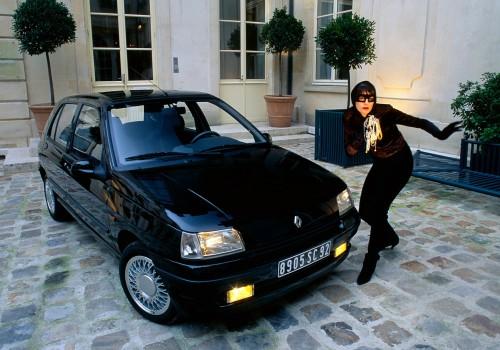 Renault Clio -  Clio 1 - Baccara