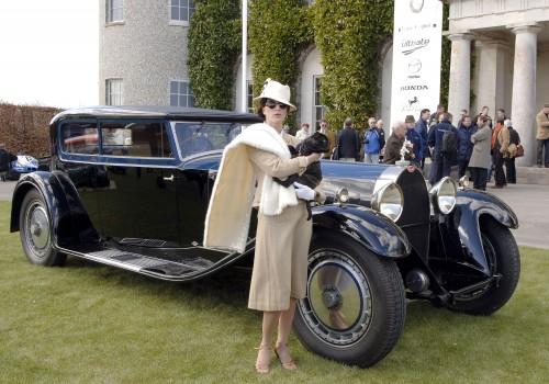 Bugatti Type 41 -  Royale Kellner Coach