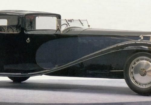 Bugatti Type 41 -  Royale Coupe Napoleon