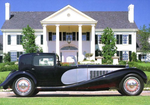 Bugatti Type 41 -  Royale Binder Coupe de Ville