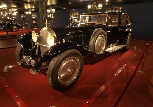 Bugatti Type 41 -  Royale Park Ward Limousine