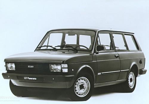 Fiat 127 -  Panorama 1.3 Diesel