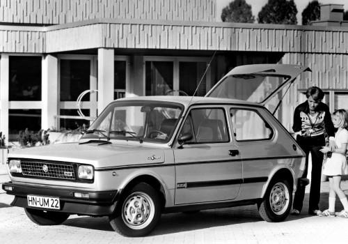 Fiat 127 -  Sport 70 HP
